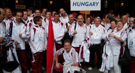 Európai Maccabi Játékok - Bécs, 2011