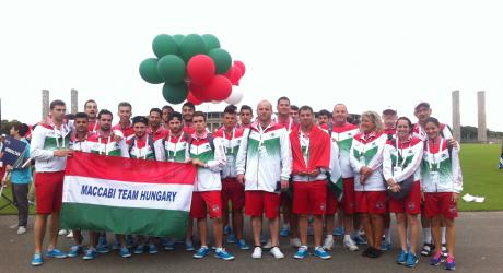 Európai Maccabi Játékok