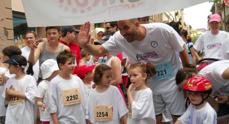 Maccabi Fun Run - 2011
