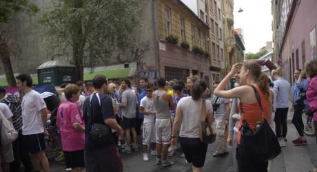 Maccabi Fun Run - 2012