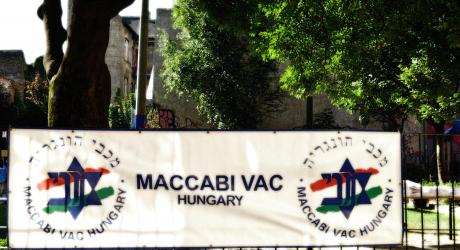 Maccabi Fun Run - 2014