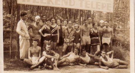 Maccabi VAC in the Past