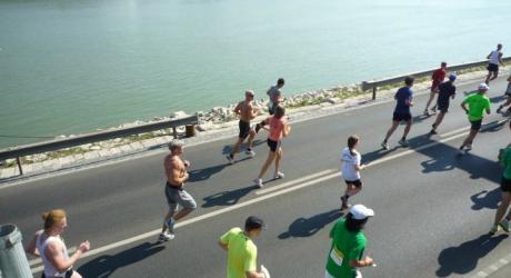 Nike Half Marathon - 2011