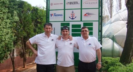 Tennis Tournament - Slovakia, 2011